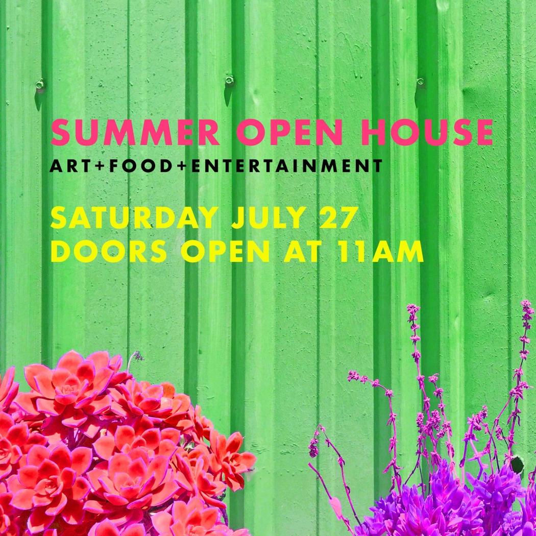 Bergamot Station Summer Open House