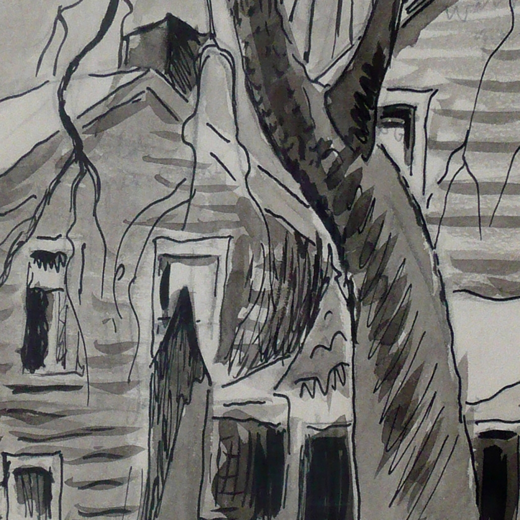 Charles Burchfield: Doodles & Sketches