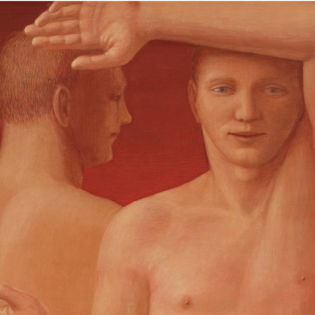 George Tooker: Contemplative Gaze: A Selection of Paintings, Drawings, and Prints