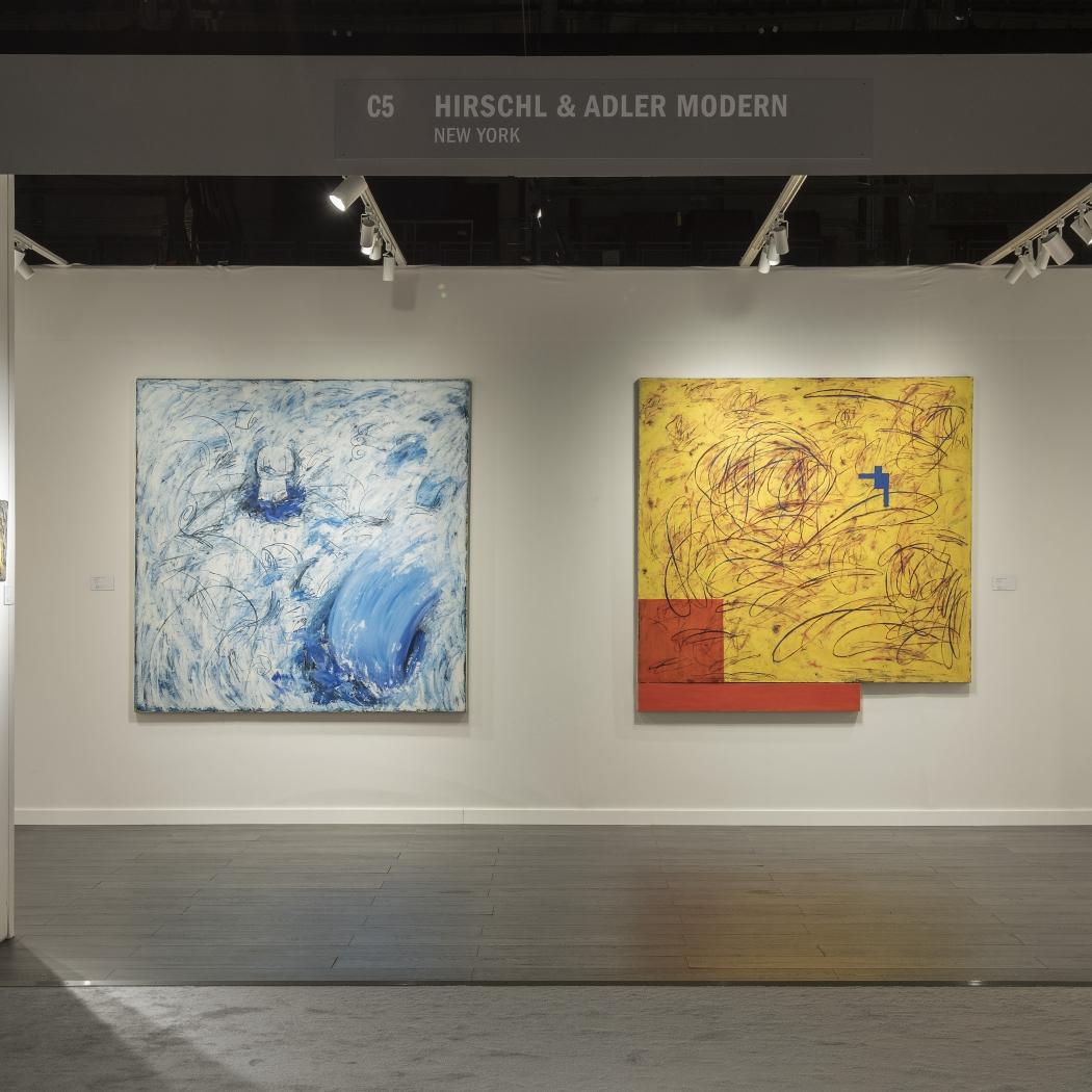 ADAA Art Show 2019 Hirschl & Adler Modern