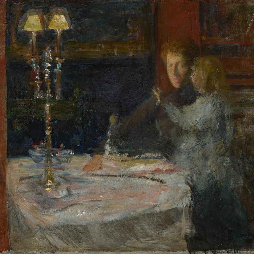 An Adventurous Spirit: Julian Alden Weir
