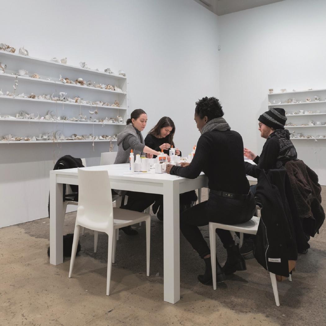 Yoko Ono Mend Piece Galerie Lelong Version 1966/2015