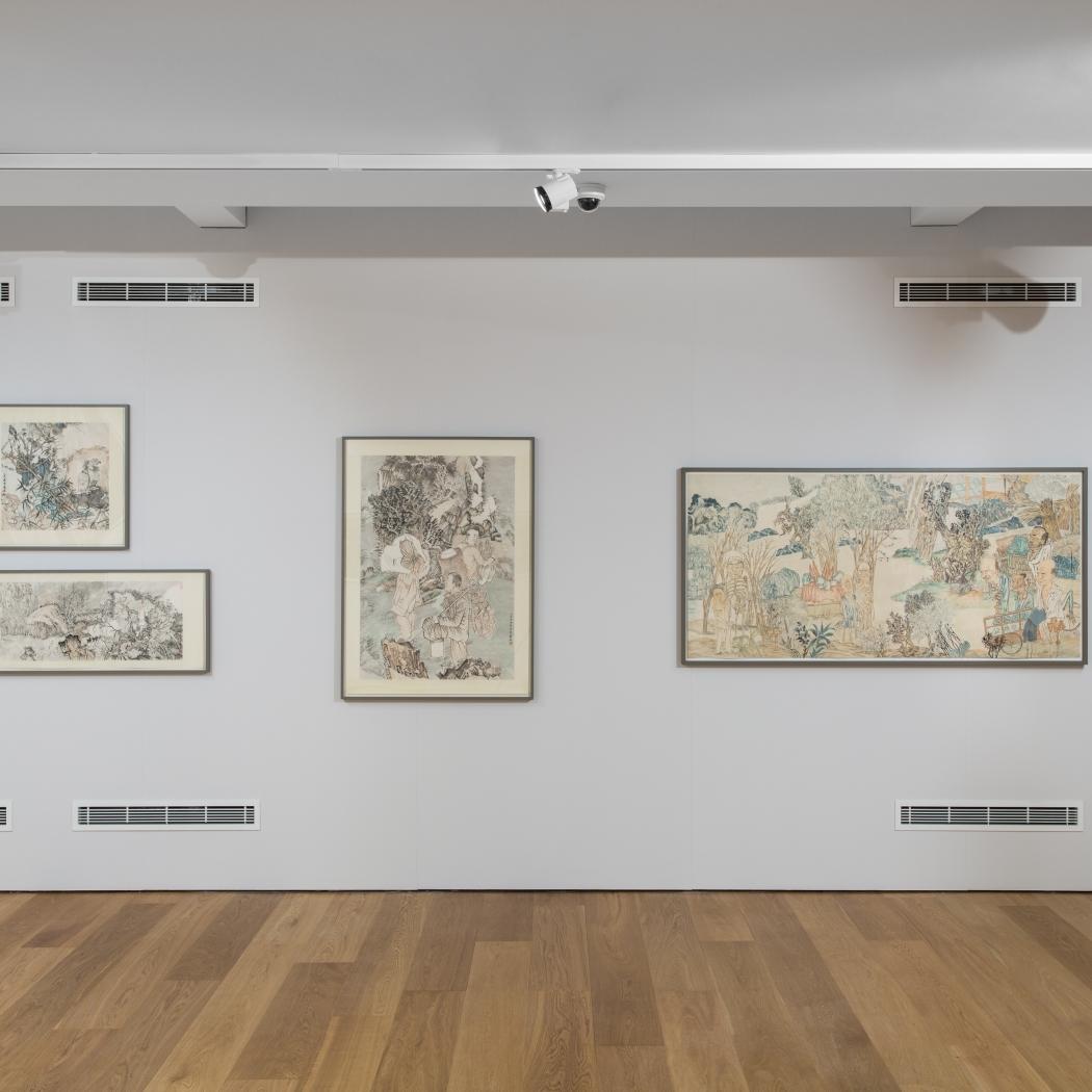 Yun-Fei Ji at St. Albans Museum + Gallery