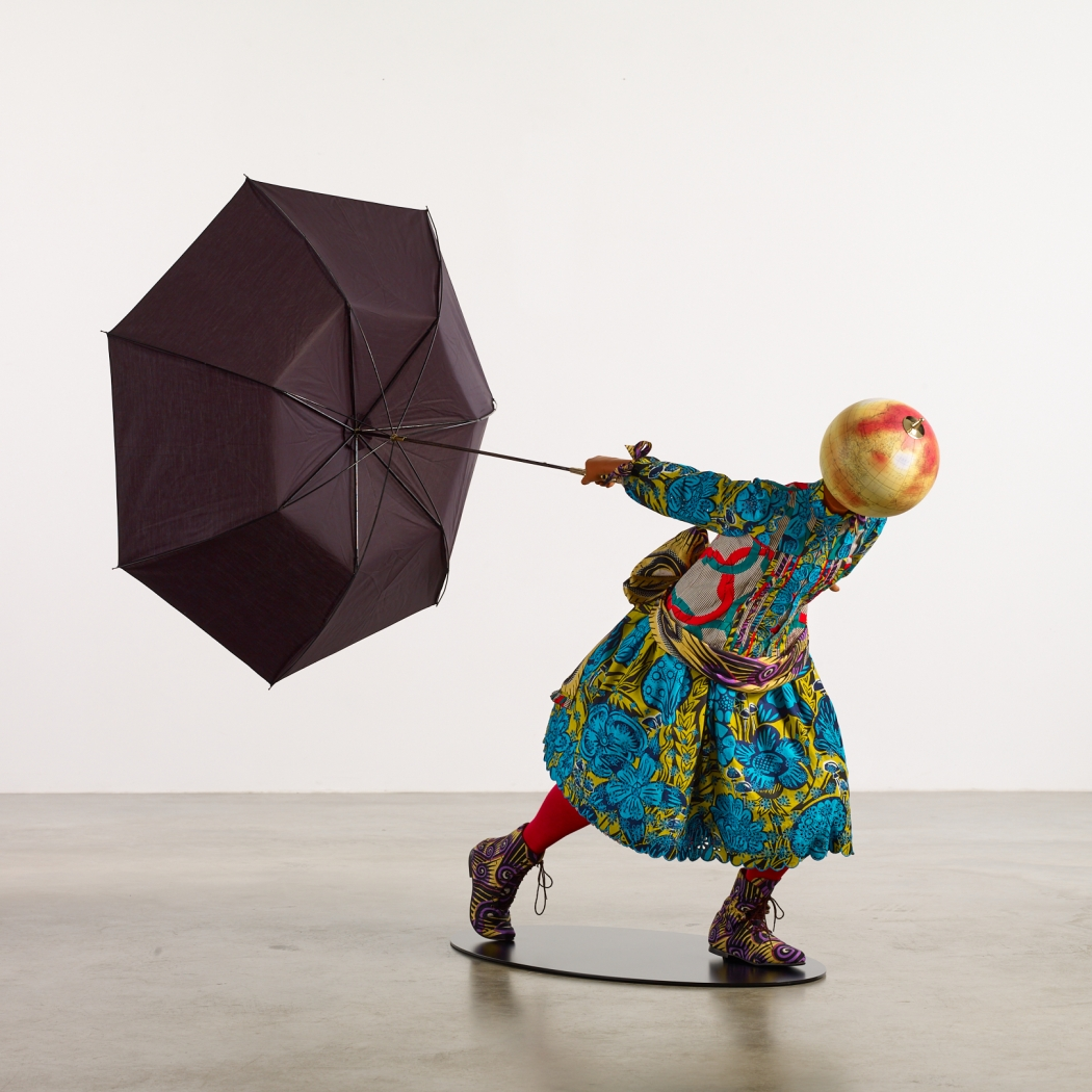 Yinka Shonibare CBE at the Royal Academy of Arts