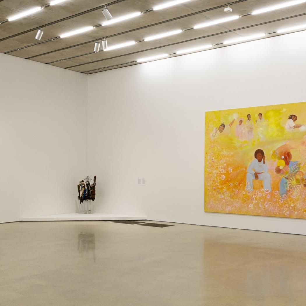 Firelei Baez Perez Art Museum Painting 2021