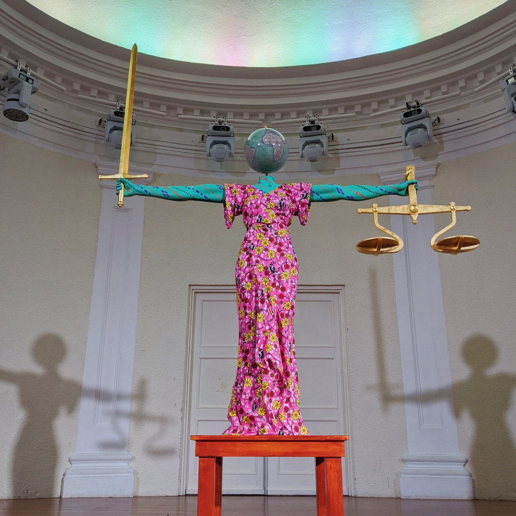 Yinka Shonibare CBE at The Arts House