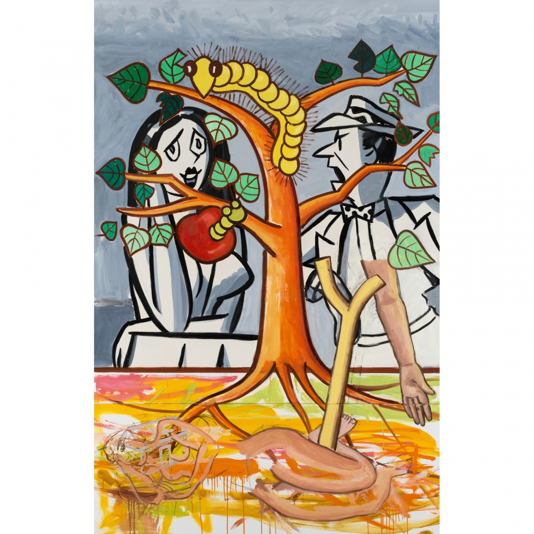 David Salle: Tree of Life