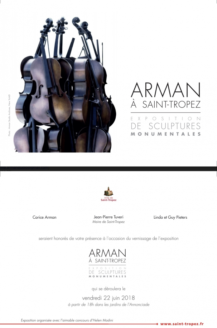 ARMAN À SAINT-TROPEZ