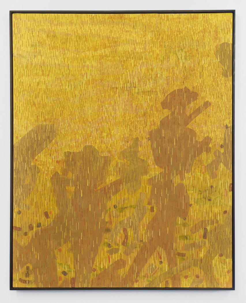 Lee Mullican at the Berkeley Art Museum