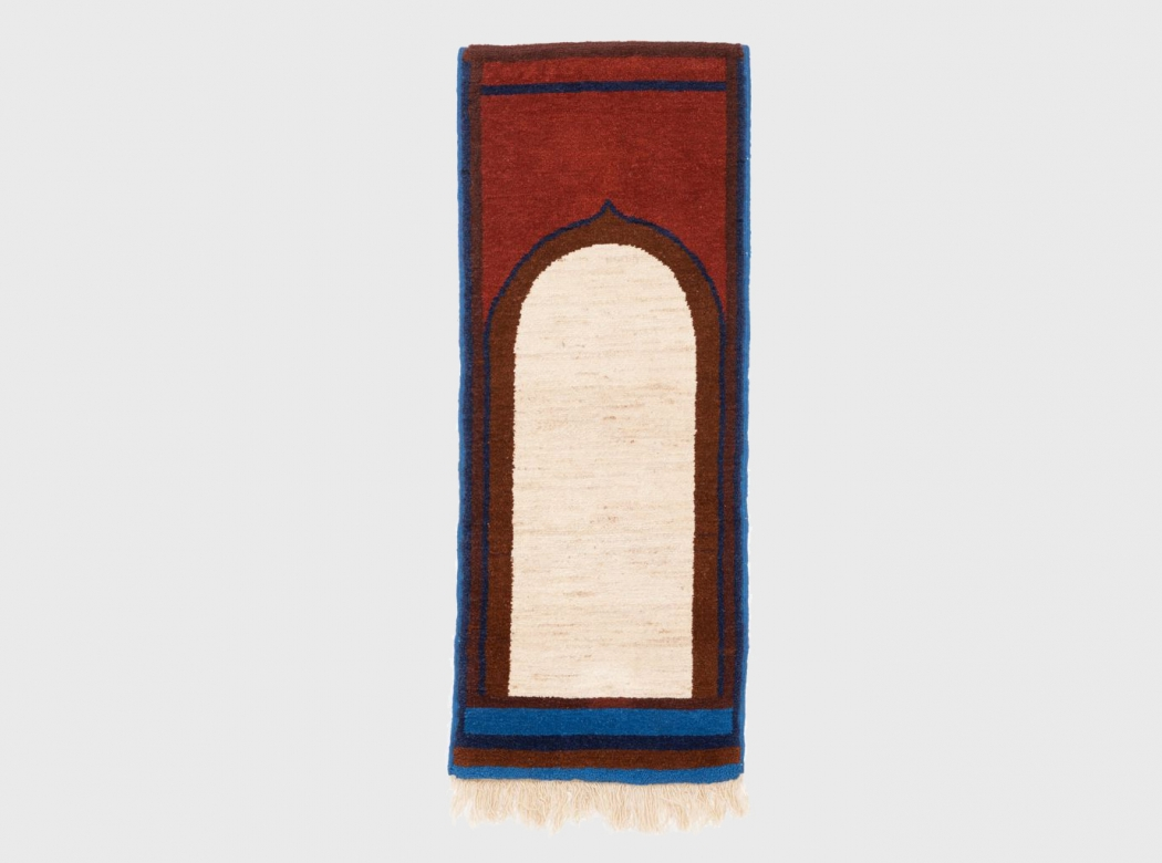 Hicks-Prayer Rug