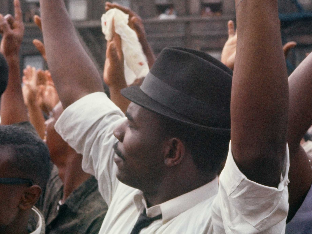 Gordon Parks: I Am You