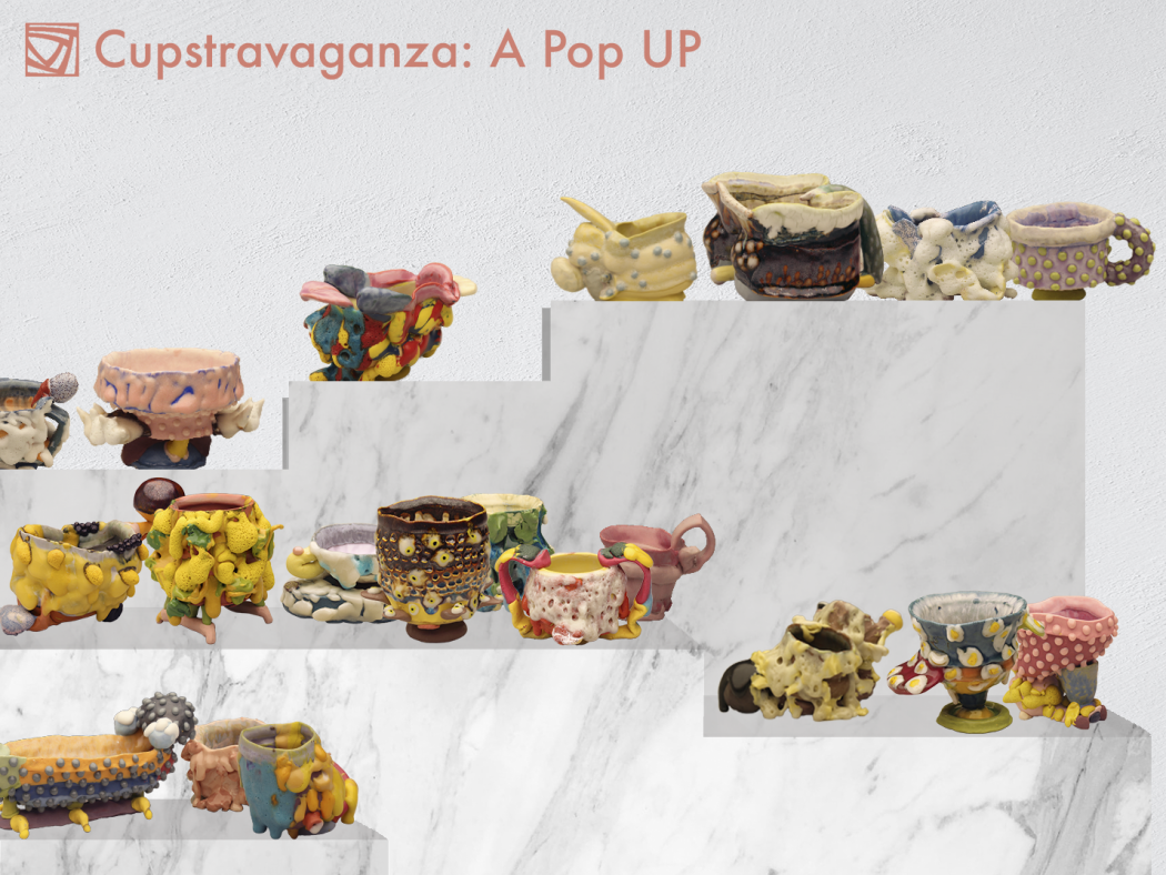 Cupstravaganza: A Pop Up