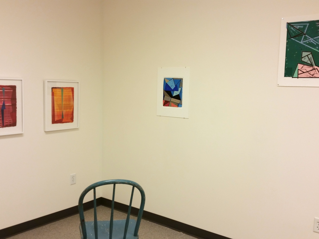 Warren Rosser - Transitions: Color + Space
