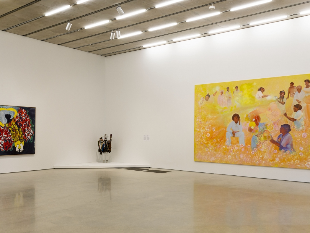 Firelei Báez and Elias Sime at Pérez Art Museum Miami