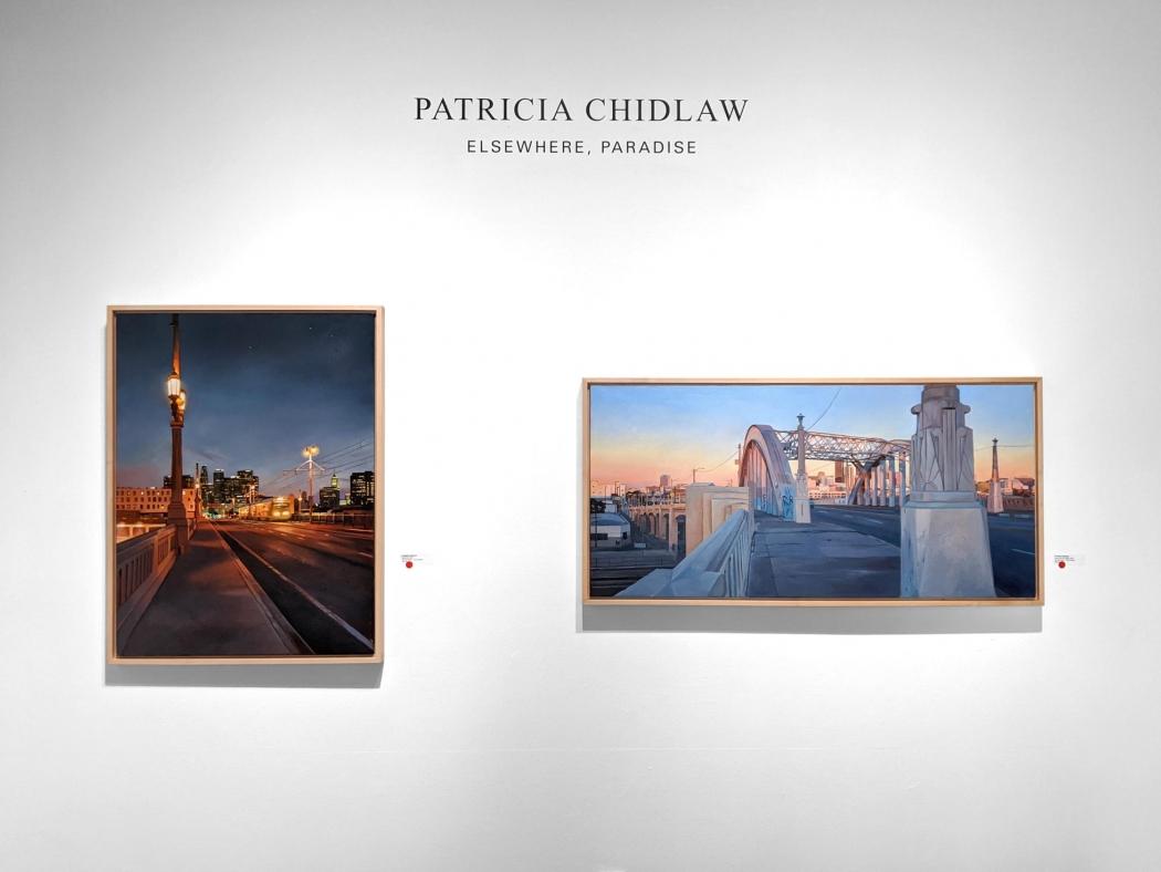 Patricia Chidlaw, Gold Line