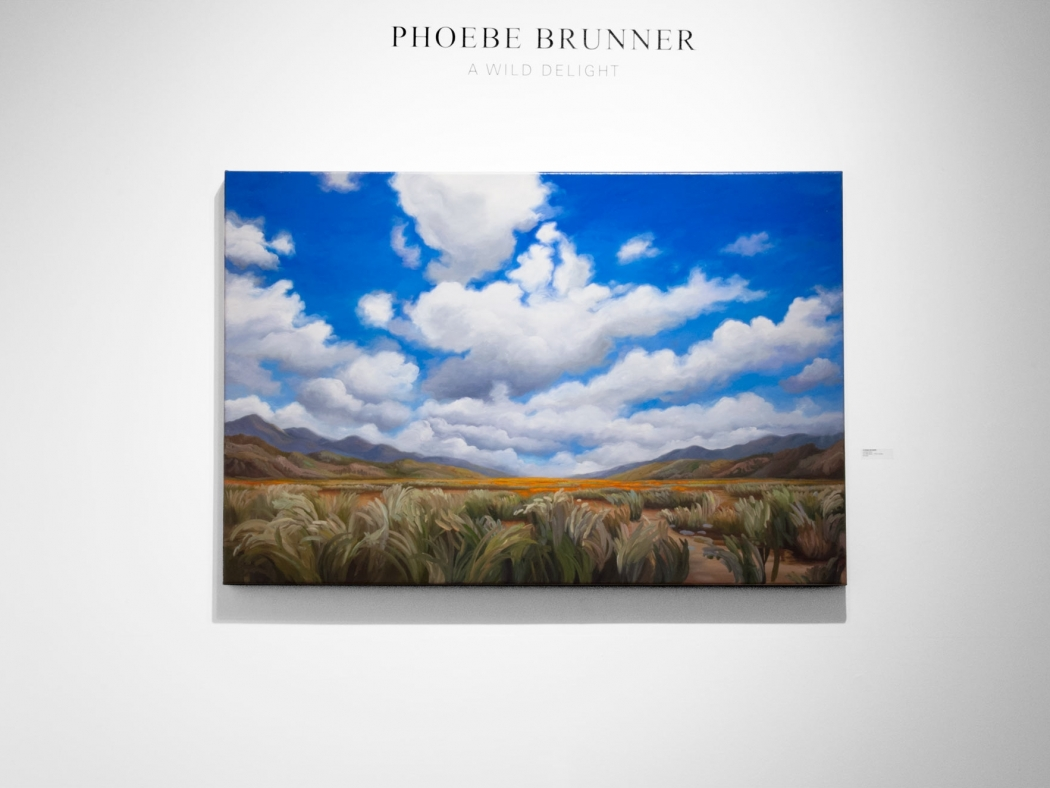 PHOEBE BRUNNER: A Wild Delight