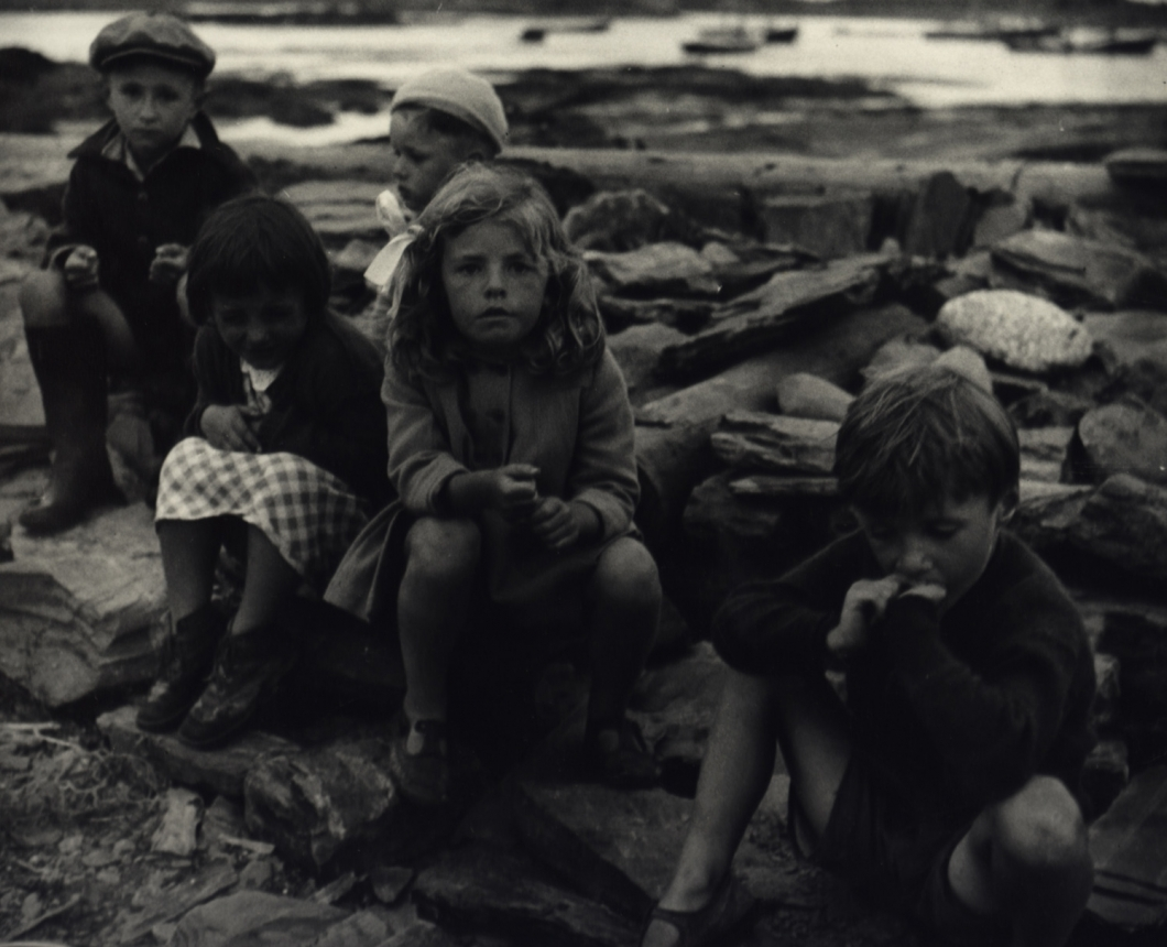 Sandra Weiner: New York Kids, 1940-1948