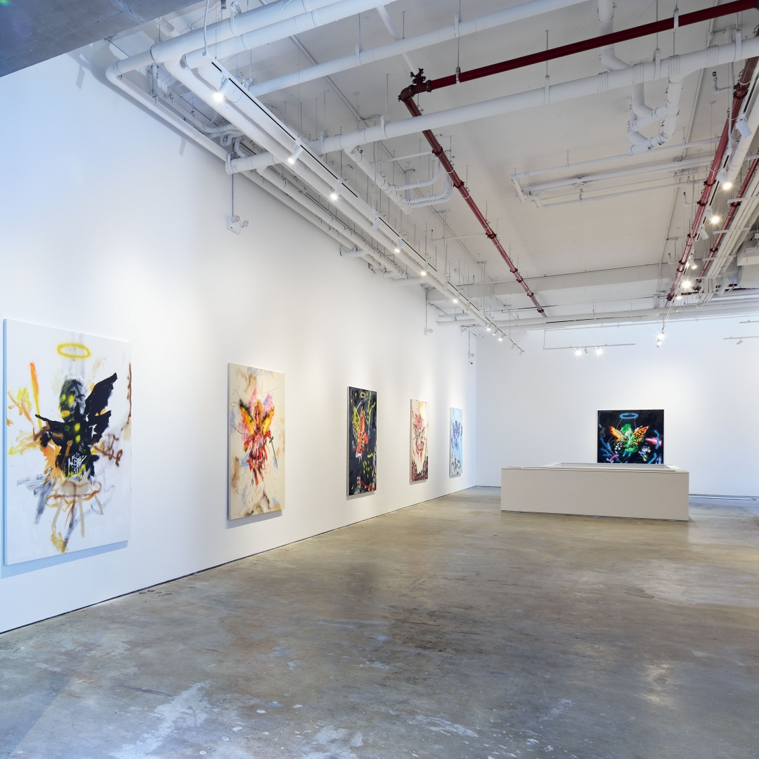 Robert Nava: With Flying Colors at Vito Schnabel