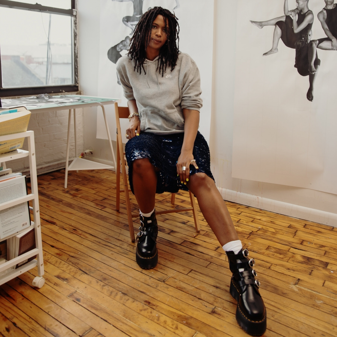 Kandis Williams | Notes on Dance