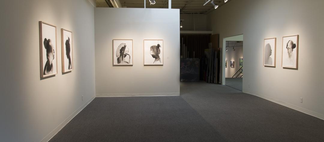 Samantha Wall at Laura Russo Gallery Portland Oregon