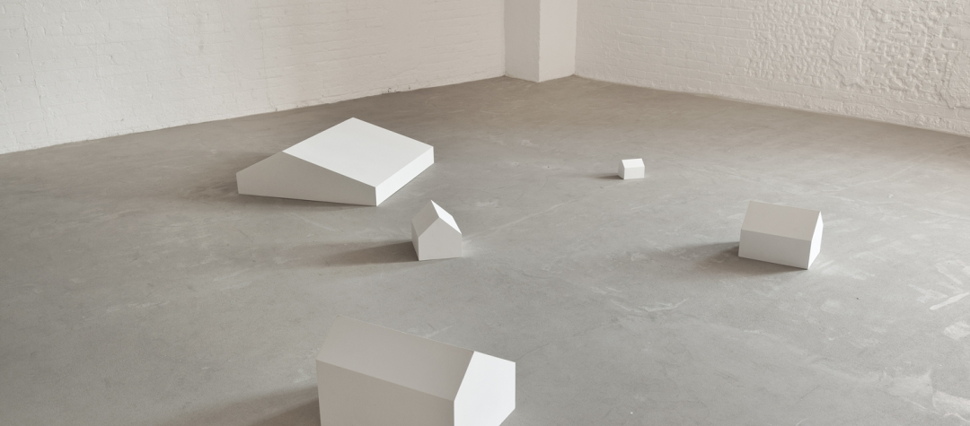 Joel Shapiro: Plaster Sculptures 1971-2014