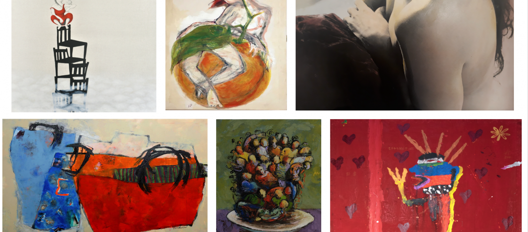 Selections- Contemporary Syrian Art Auction