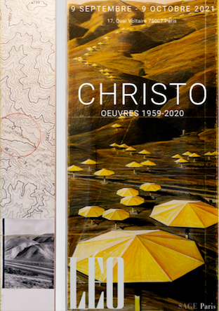 Christo - Works 1959-2020