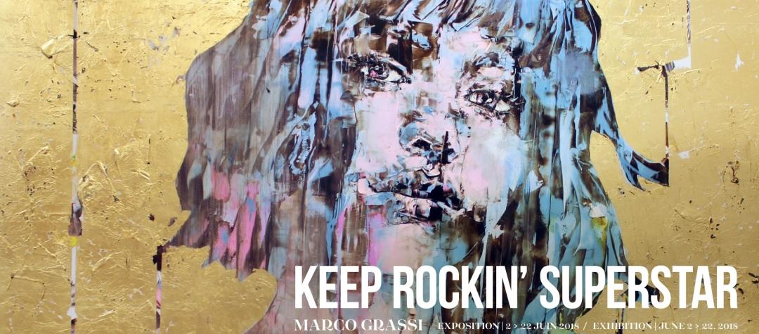 Marco Grassi | Keep Rockin' Superstar