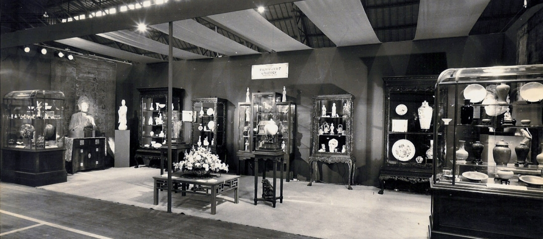Winter Antiques Show exhibition 1962