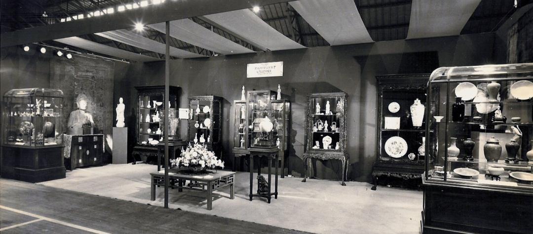 Winter Antiques Show exhibition 1962