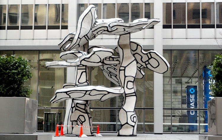 DuBuffet at the Chase Building