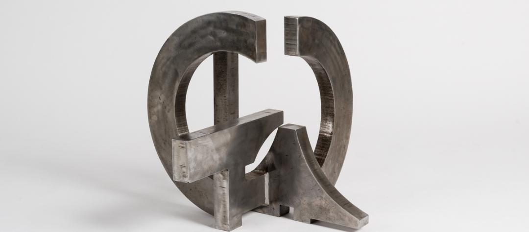 Cercle Désintégré en Action,Sculpture,, Marino di Teana, France, 1964/2004