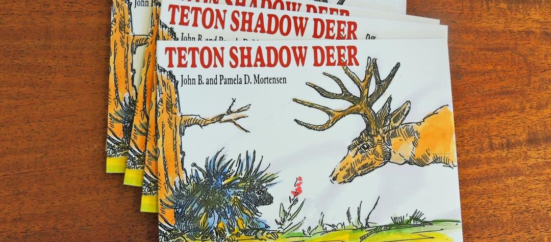 Teton Shadow Deer Book
