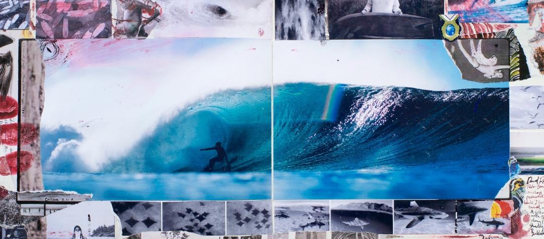 BYRON BAY SURF FESTIVAL ART SHOW