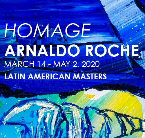 Arnaldo Roche Exhibition