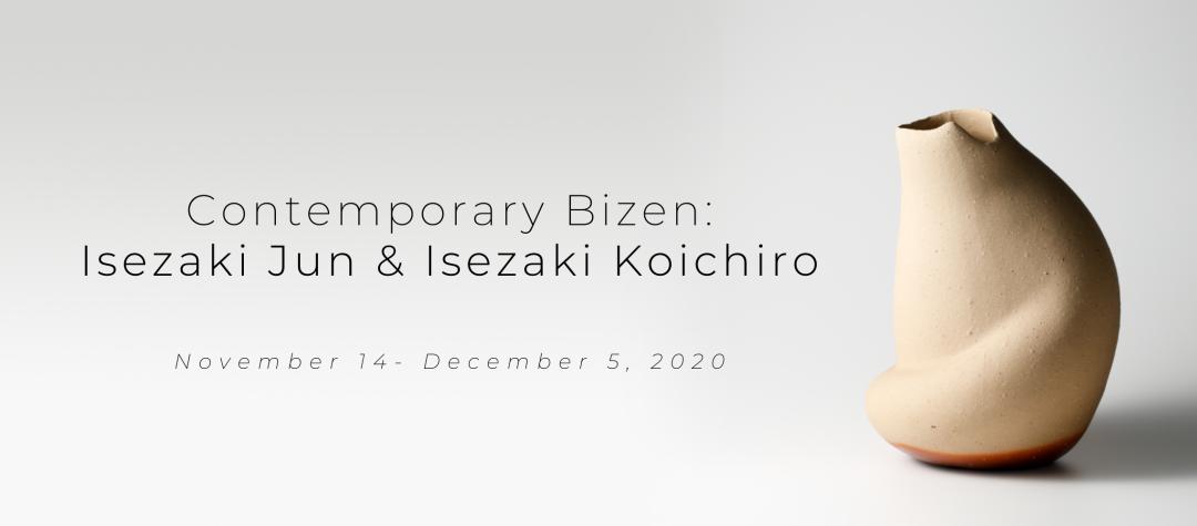 Contemporary Bizen: Isezaki Jun & Isezaki Koichiro