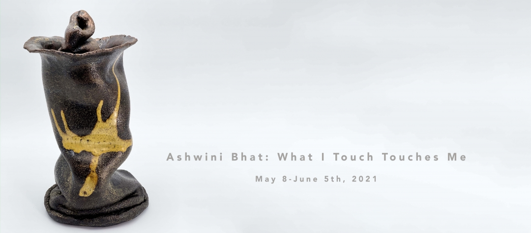 Ashwini Bhat: What I Touch Touches Me