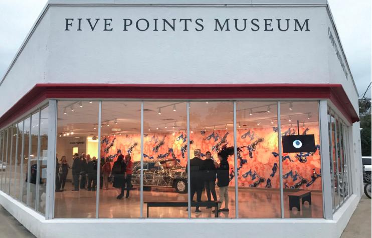 Insurgent: The Paintings of Clark Fox