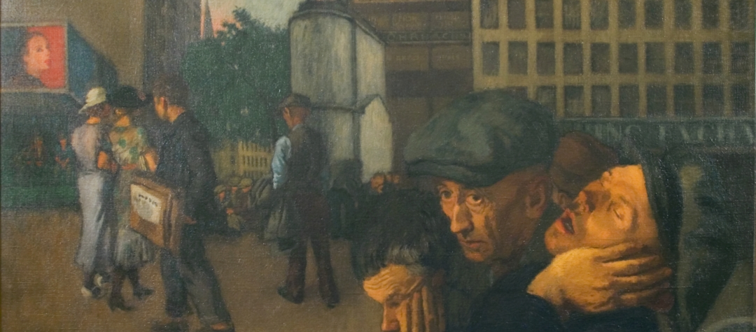 Then and Now: American Social Realism