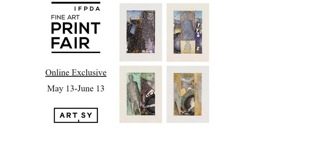 IFPDA Fine Art Print Fair 2020 Online Exclusive