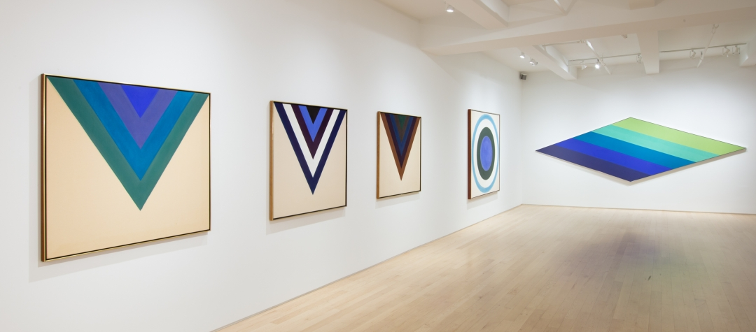 Kenneth Noland: Context is the Key