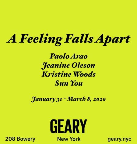 A Feeling Falls Apart