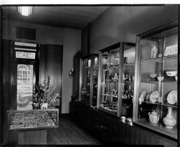 Gallery at 24 East 58th Street in the 1940's