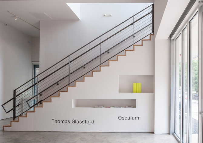 Thomas Glassford. Osculum