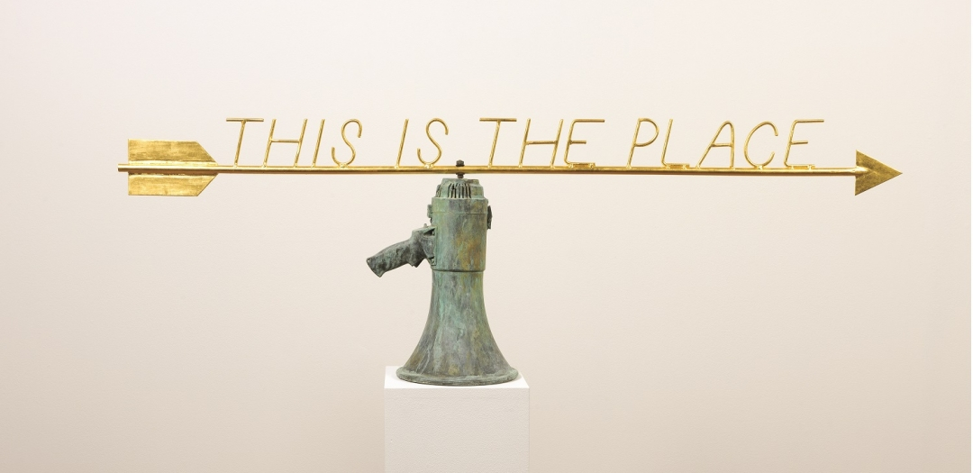 John Isaacs: This is the place