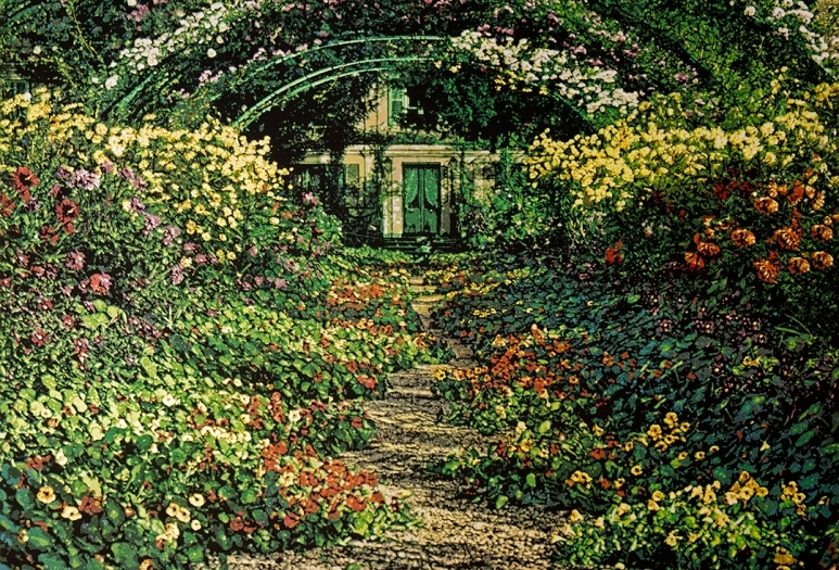 In Full Bloom by, Logan Hicks