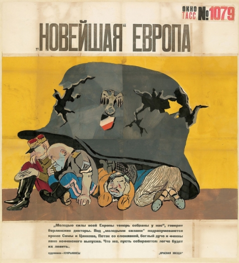TASS Windows: World War II and the Art of Agitation