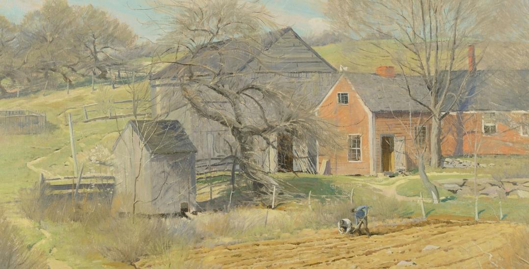 Ogden Pleissner (1905-1983)