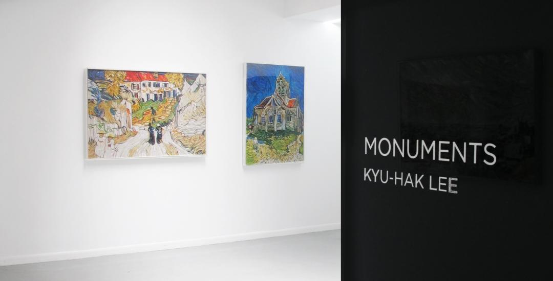 KYU-HAK LEE | MONUMENTS