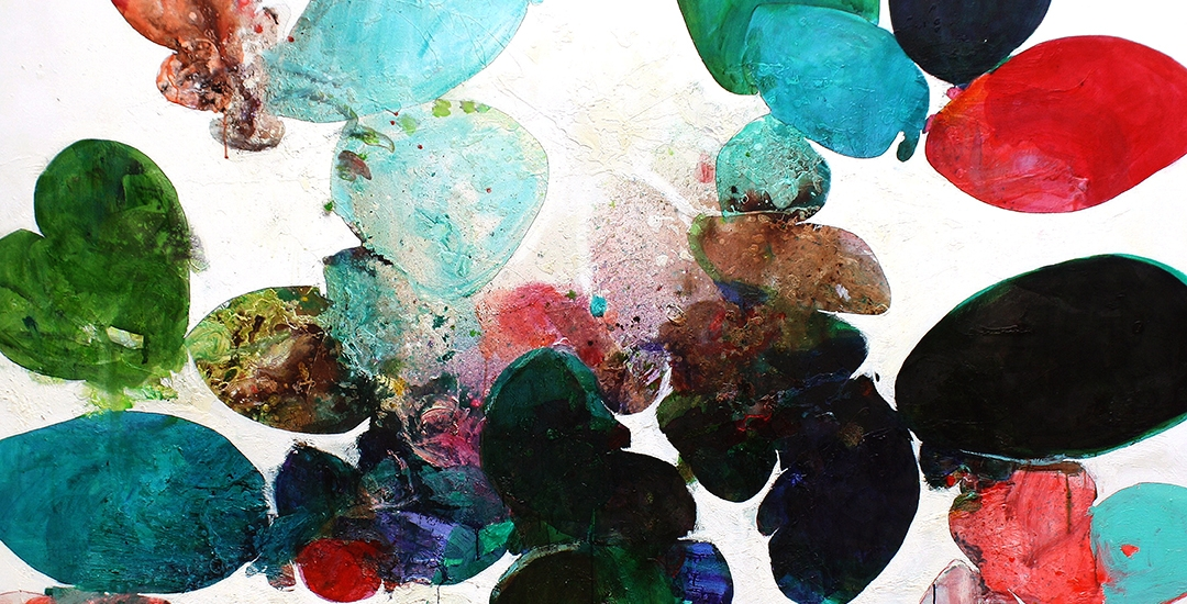MEREDITH PARDUE: All the Emerald Oceans